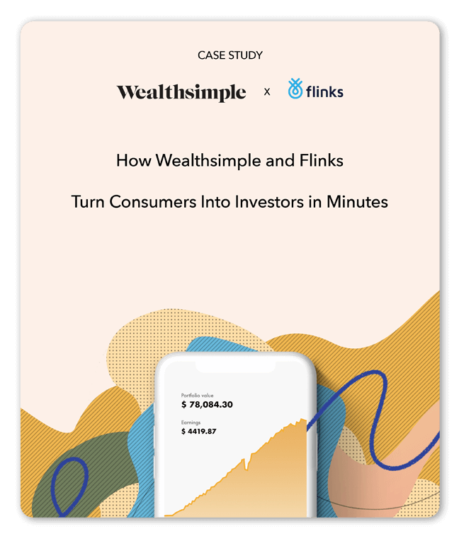 Wealthsimple with Flinks